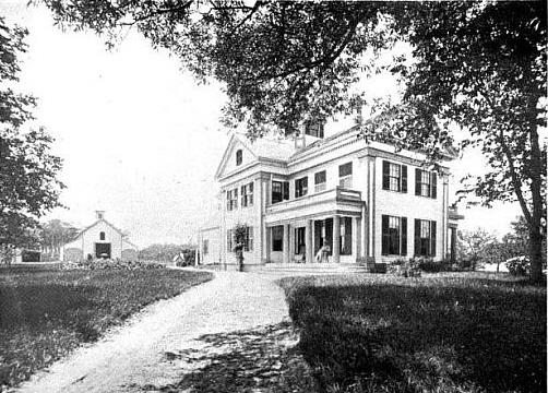 Erastus Chase House