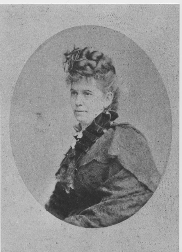 Sarah Abbey Trevett Portrait