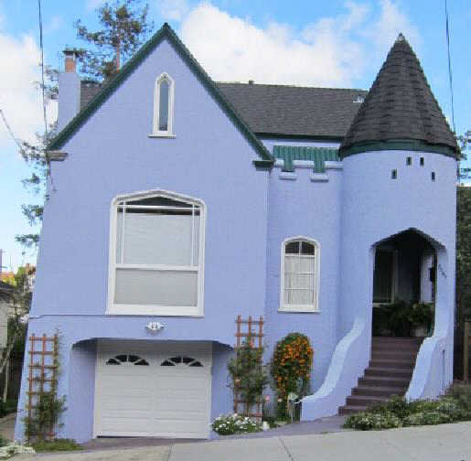 El Cerrito Storybook House
