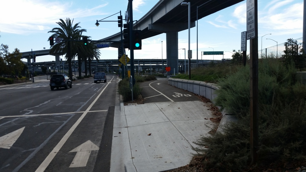 Bay Bridge Bike Trail (1/6)