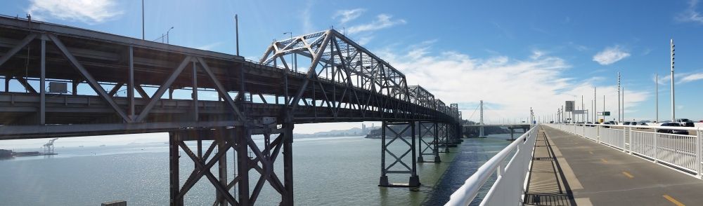 Bay Bridge Bike Trail (3/6)