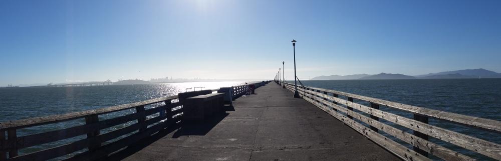 Bay Trail - Berkeley Marina (3/3)