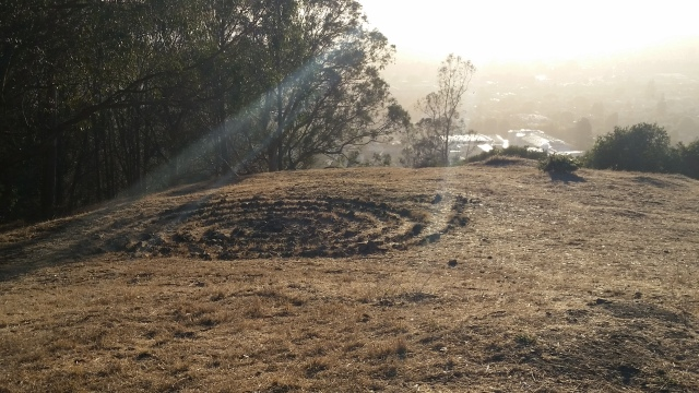 Hillside Labyrinth