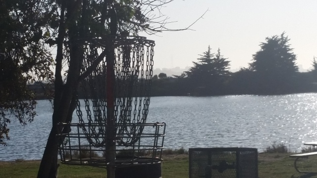 Frisbee Golf - Aquatic Park