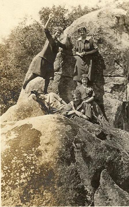 July 1915 Ramona